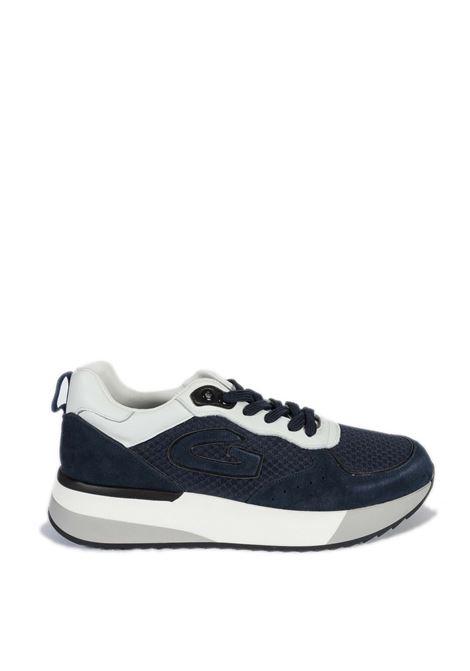 Sneaker mesh blu ALBERTO GUARDIANI | Sneakers | 7101SUEDE-BLU