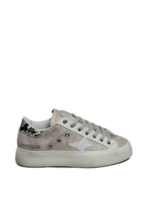 Sneaker laminato oro AMA BRAND DELUXE | Sneakers | 1751LAM-R.GOLD