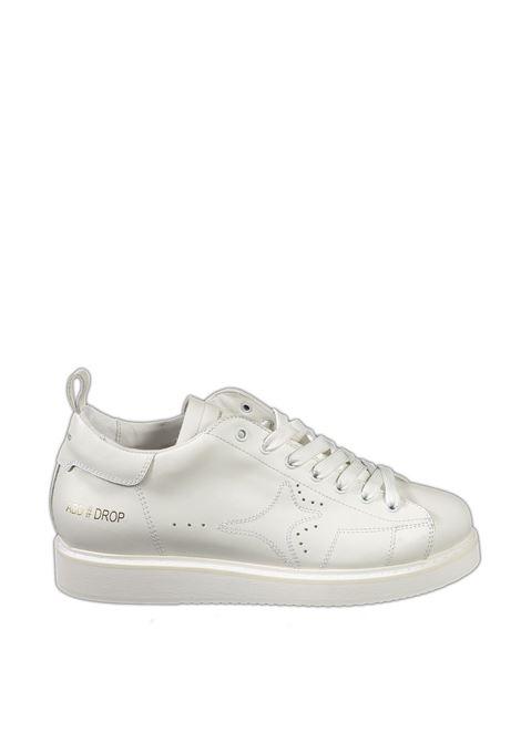 Sneaker pelle bianco AMA BRAND DELUXE | Sneakers | 1815PELLE-BIANCO