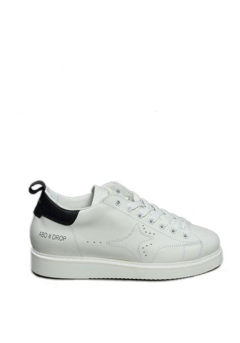 Sneaker bianco/nero AMA BRAND DELUXE | Sneakers | 1816PELLE-BIANCO/NERO