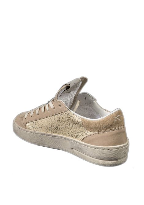 Sneaker rosa/taupe AMA BRAND DELUXE | Sneakers | 1827PELLE/LAM-ROSA/TAUPE