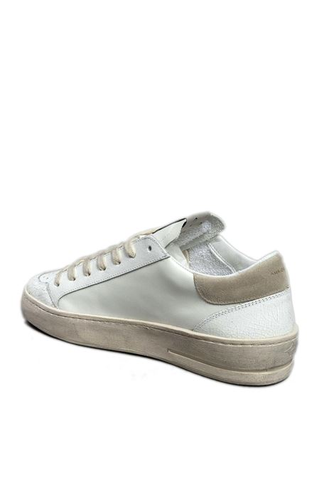 Sneaker bianco/beige AMA BRAND DELUXE | Sneakers | 1833PELLE/CAM-BIA/BEIGE