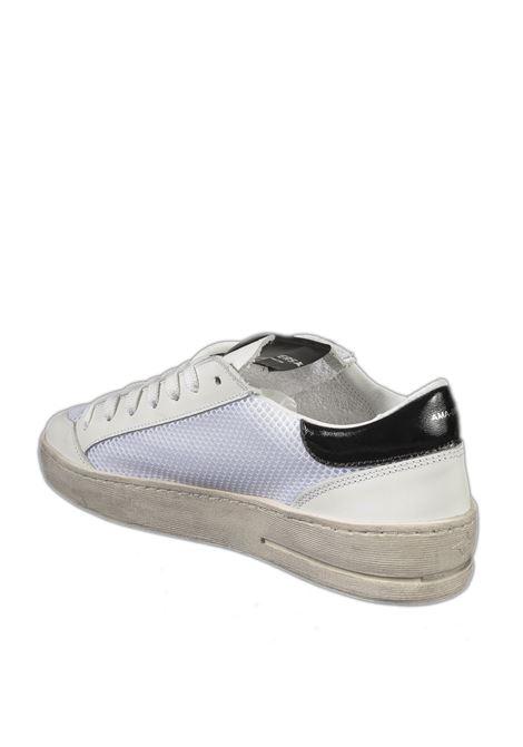 Sneaker rete bianco/nero AMA BRAND DELUXE | Sneakers | 1838RETE-BIANCO/NERO