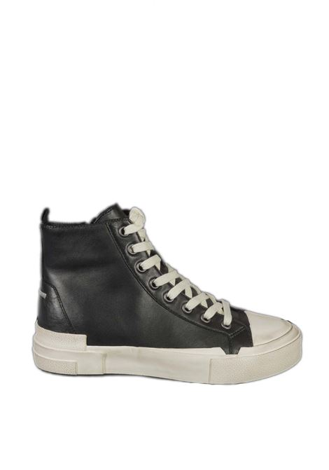 Sneaker mid ghibly nero ASH | Sneakers | GHILBY BISNAPPA-BLACK