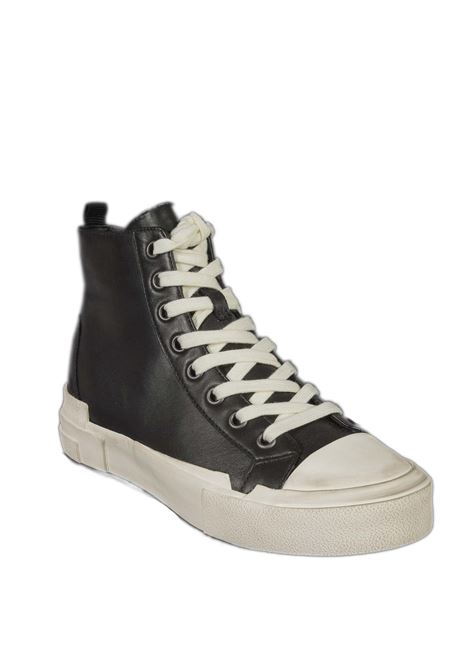 Sneaker mid ghibly nero ASH | Sneakers | GHILBY BISNAPPA-BLACK