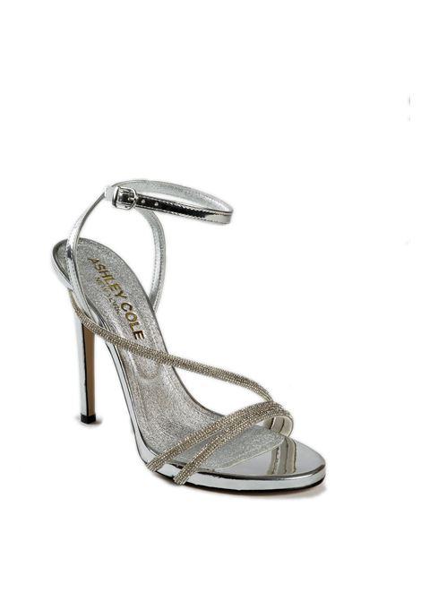 Sandalo kale argento ASHLEY COLE | Sandali | KALEASPECCHIO-SILVER