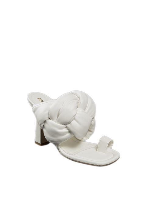 Sandalo lorna bianco ASHLEY COLE | Sandali | LORNAZEUS-BIANCO