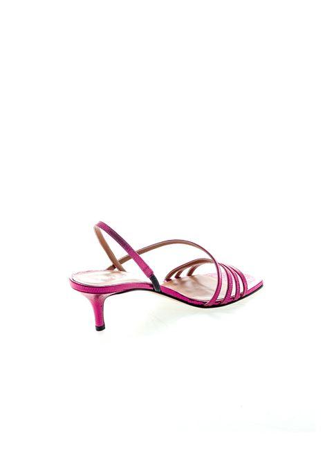 Sandalo diamante fucsia t60 ASHLEY COLE | Sandali | RPAS335DIAMANTE-AZALEA
