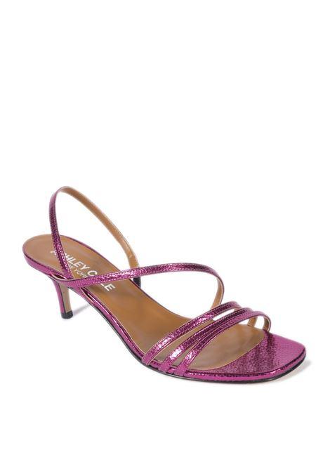Sandalo diamante fucsia t60 ASHLEY COLE   Sandali   RPAS335DIAMANTE-AZALEA