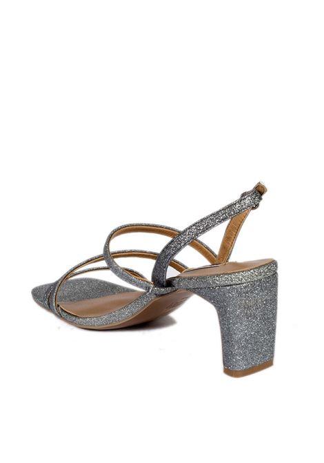 Sandalo night silver BIBI LOU | Sandali | 610LAMINATO-PLOMO