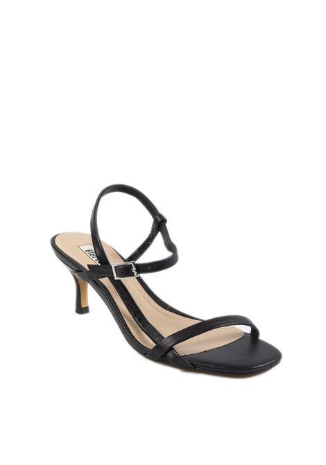 Sandalo naked pelle nero t60 BIBI LOU | Sandali | 801PELLE-NEGRO
