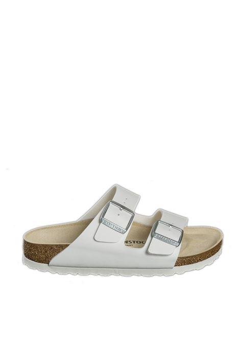Sandalo arizona bianco BIRKENSTOCK | Sandali flats | ARIZONA D051733-WHITE