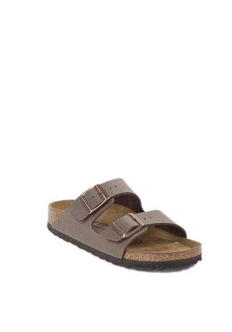 Birkenstock sandalo arizona birko mocca BIRKENSTOCK | Sandali flats | ARIZONA151183-MOCCA
