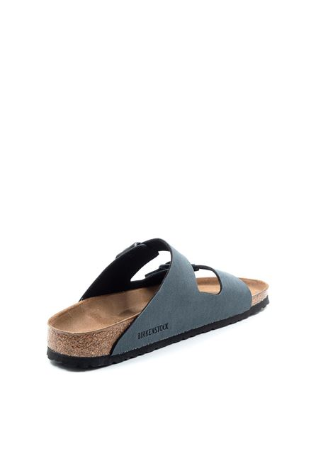 Birkenstock sandalo arizona basalt BIRKENSTOCK | Sandali flats | ARIZONA U651163-BASALT