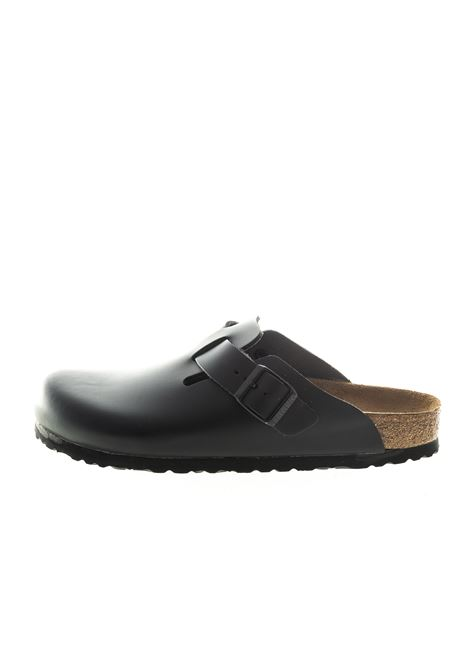 Sabot Boston nero BIRKENSTOCK | Sandali flats | BOSTON U059463-BLACK