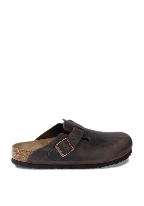Sabot Boston marrone BIRKENSTOCK | Sandali flats | BOSTON U860133-HABANA