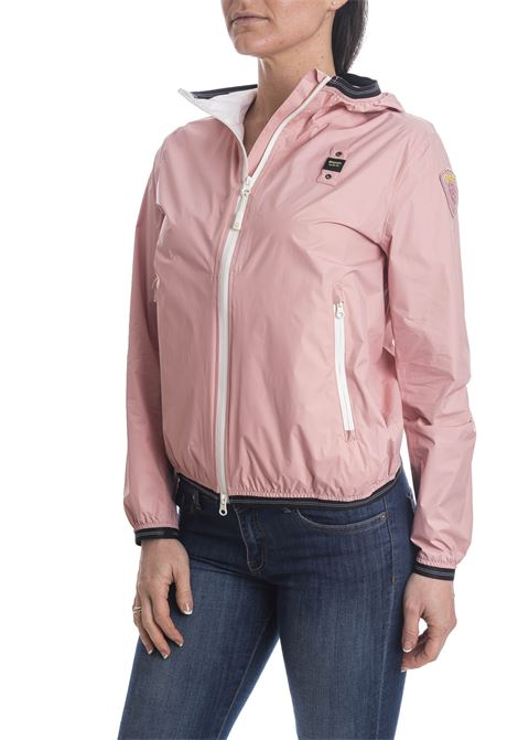 Giacca nylon rosa BLAUER | Giubbini | 4369NYL-537