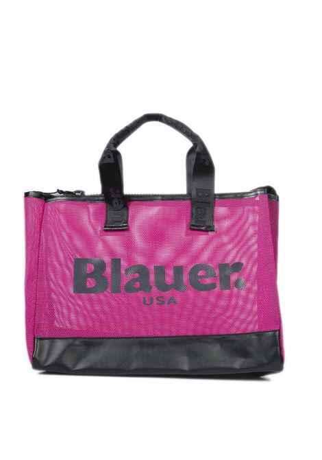Shopping cara fuxia BLAUER | Borse a mano | KARA05NET-FUXIA