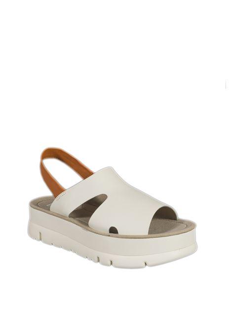 Sandalo flat bianco CAMPER | Sandali flats | 200848HYDRO-005