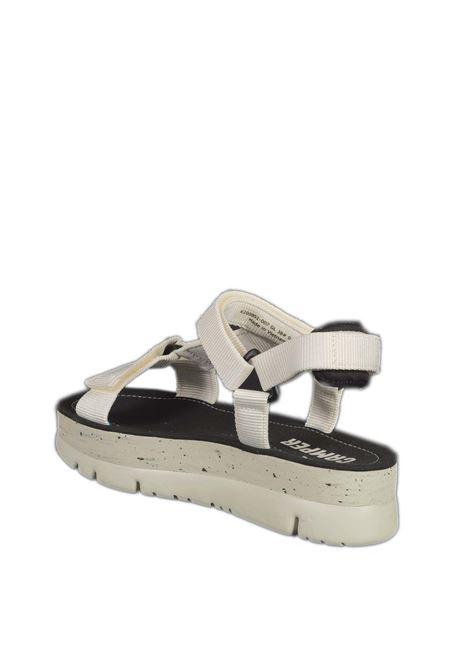 Sandalo webbing bianco CAMPER | Sandali flats | 200851WEBBING-007