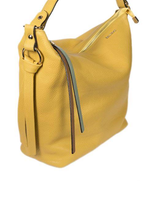 Hobo m dollaro giallo CAROL J | Borse a spalla | 903DOLLARO-ANANAS