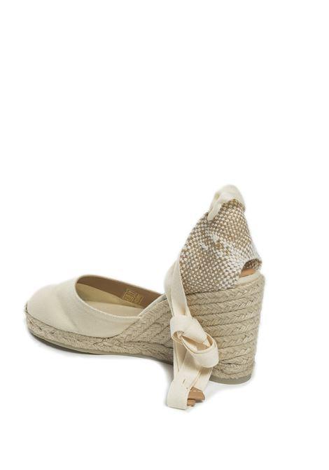 Esapdrilles carina bianco CASTANER | Espadrilles | CARINATESS-203