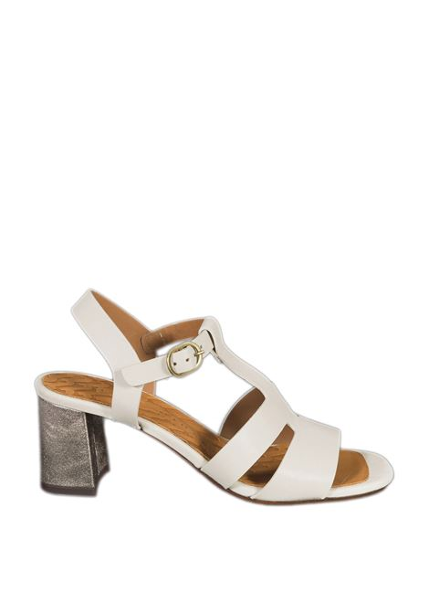 Sandalo lurata bianco CHIE MIHARA | Sandali | LURATAPELLE-LECHE