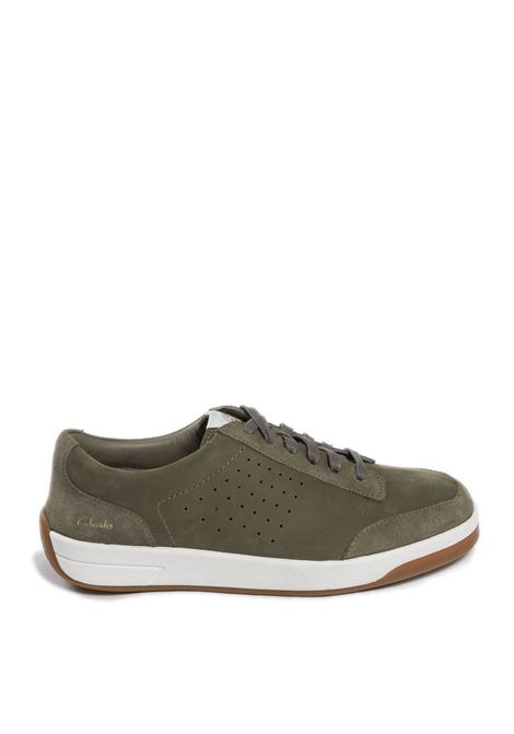 Sneaker hero air verde CLARKS ENGLAND | Sneakers | 152972HERO AIR-OLIVE