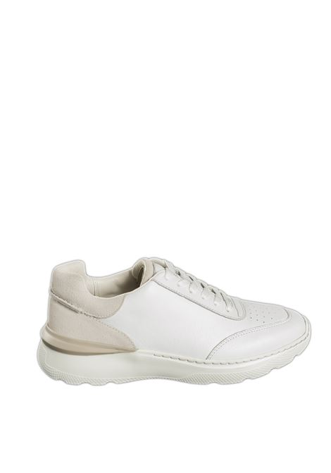 Sneaker sprint lite bianco CLARKS ENGLAND | Sneakers | 158339SPRINT LITE-WHITE