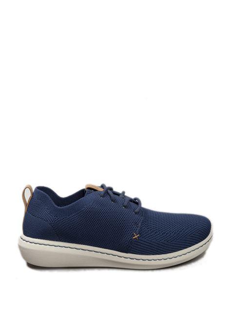Sneaker step urban blu CLARKS ENGLAND | Sneakers | STEP URBAN MIXMESH-NAVY