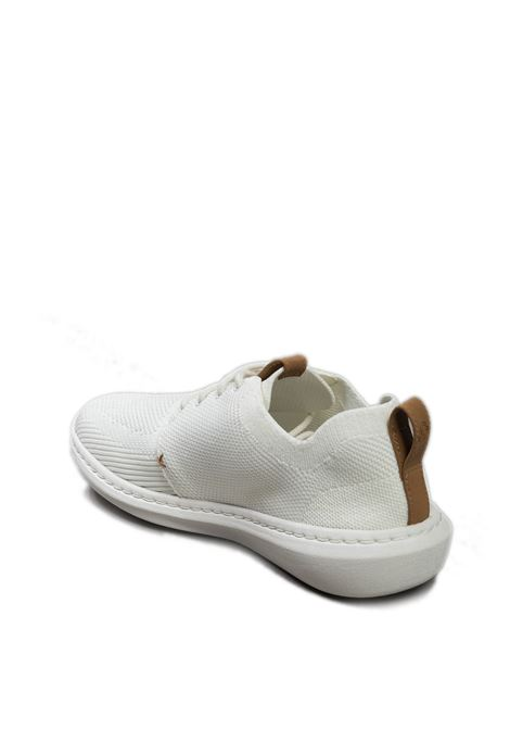Sneaker step urban bianco CLARKS ENGLAND | Sneakers | STEP URBAN MIXMESH-WHITE