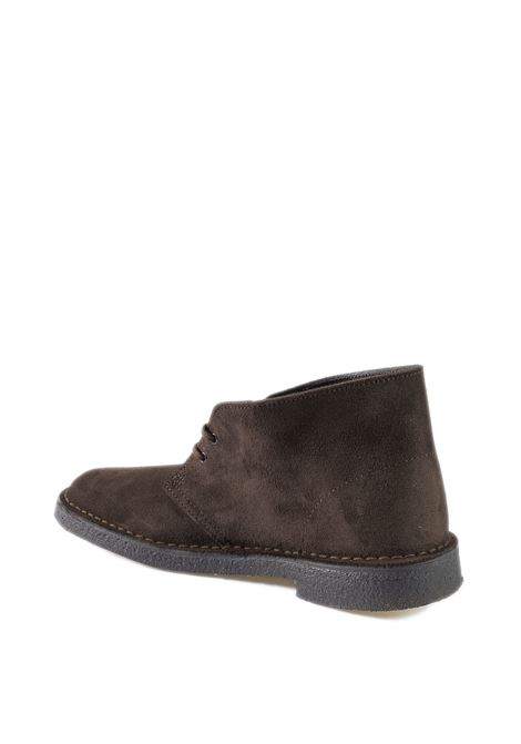 Polacchino desertboot marrone CLARKS ORIGINAL | Stringate | 138229DESERTBOOT-BROWN