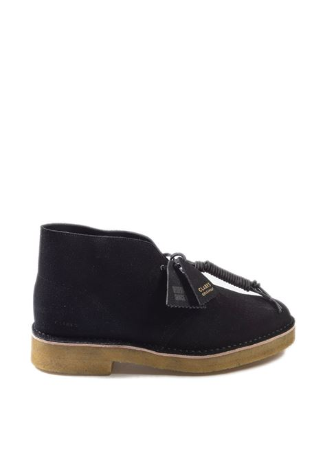 Polacchino desertoot nero CLARKS ORIGINAL | Stringate | 155855DESERTBOOT221-BLACK