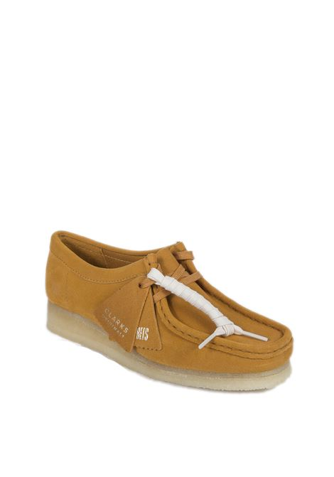 Polacchino wallabee senape CLARKS ORIGINAL | Stringate | 156621WALLABEE-TUMERIC
