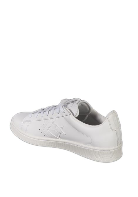 Sneaker pro leather bianco CONVERSE | Sneakers | 167239CPRO LEATHER-WHITE