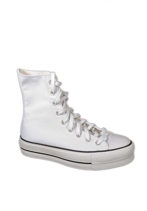 Sneaker chuck taylor high top bianco CONVERSE | Sneakers | 170051CCHUCK TAYLOR-WHITE