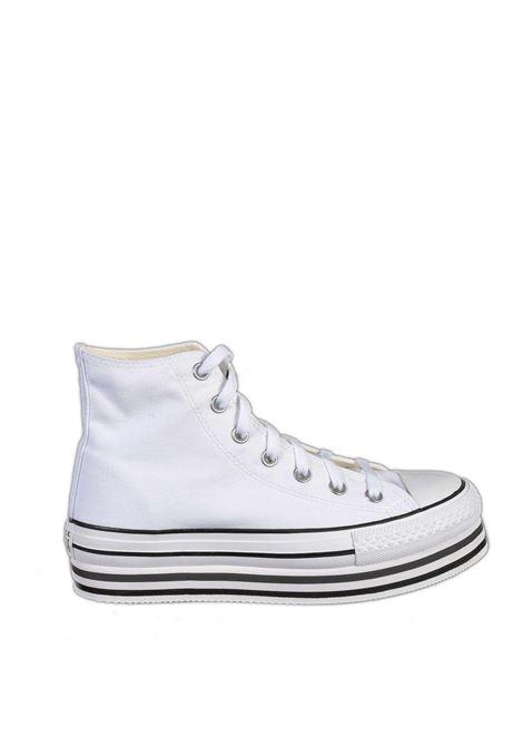 Sneaker chuck taylor eva lift bianco CONVERSE | Sneakers | 564485CCHUCK TAYLOR-WHITE