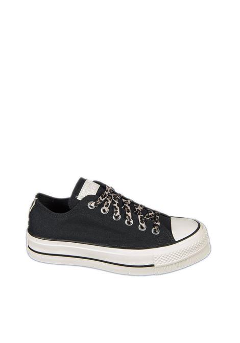 Sneaker chuck taylor black multi CONVERSE | Sneakers | 570773CCHUCK TAYLOR-BLACK