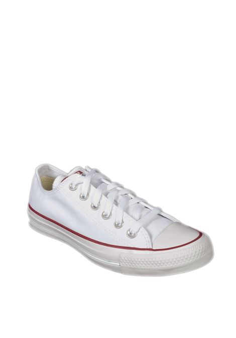 Sneaker chuck taylor ox bianco CONVERSE | Sneakers | 7652CCHUCK TAYLOR-WHITE