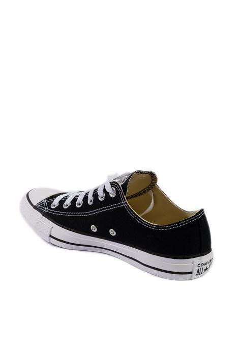 Sneaker chuck ox nero CONVERSE | Sneakers | M9166CHUCK-BLACK