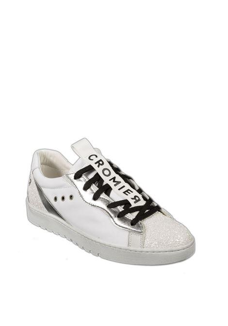 Sneaker tab bianco CROMIER | Sneakers | 5C47CRISTAL-BIANCO