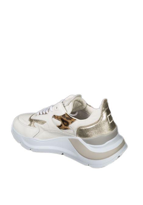 Sneaker fuga leopard D.A.T.E | Sneakers | FUGA DANIM-LEOPARD