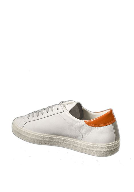 Sneaker hill low calf bianco/reflex D.A.T.E | Sneakers | HILL LOW UCALF-WHI/REFLEX