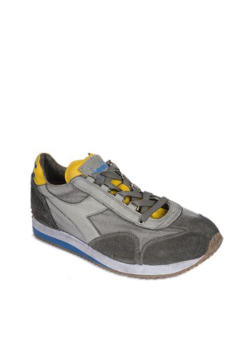 Sneaker equipe grigio/giallo DIADORA HERITAGE | Sneakers | 174736EQUIPE-6147