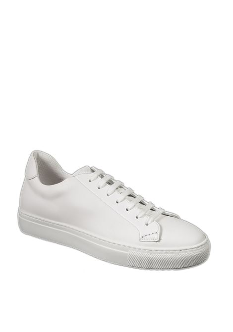 Sneaker plume bianco DOUCAL'S | Sneakers | 1796PLUME-BIANCO