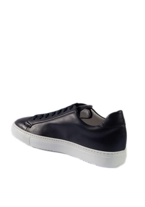 Sneaker plume blu DOUCAL'S | Sneakers | 1796PLUME-BLU