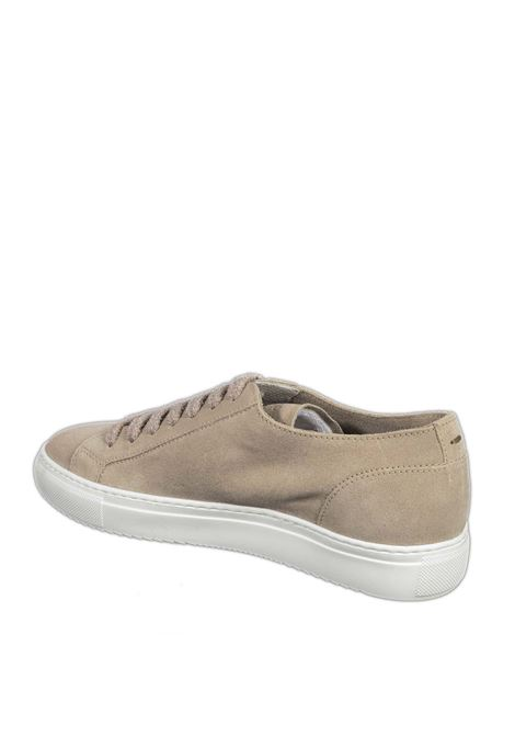 Sneaker wash sabbia DOUCAL'S | Sneakers | 2335WASH-GALET