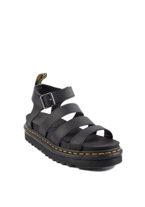 Sandalo blaire nero DR. MARTENS | Sandali | BLAIREBRANDO-BLACK