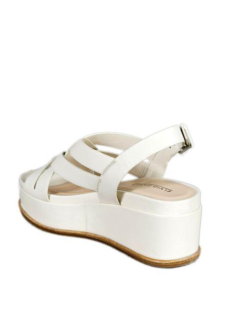 Sandalo sel trix bianco ELVIO ZANON | Sandali | 4002PARMA-CAMELIA
