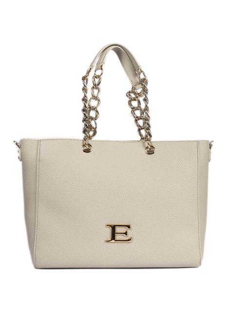 Shopping eba crema ERMANNO SCERVINO | Borse a spalla | 130EBA-2609